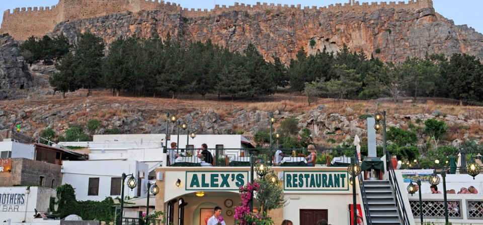 Outdoor View of Alex's